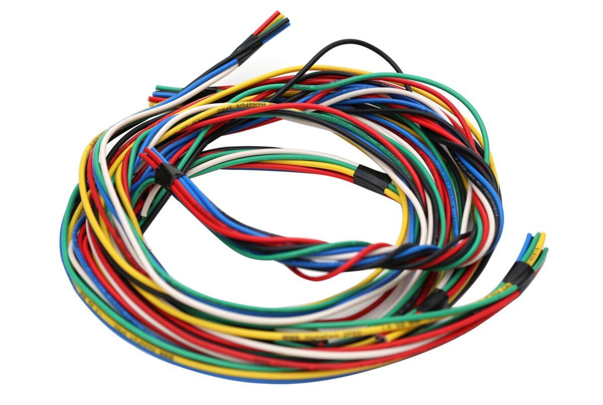Electrical wiring modular interior 4