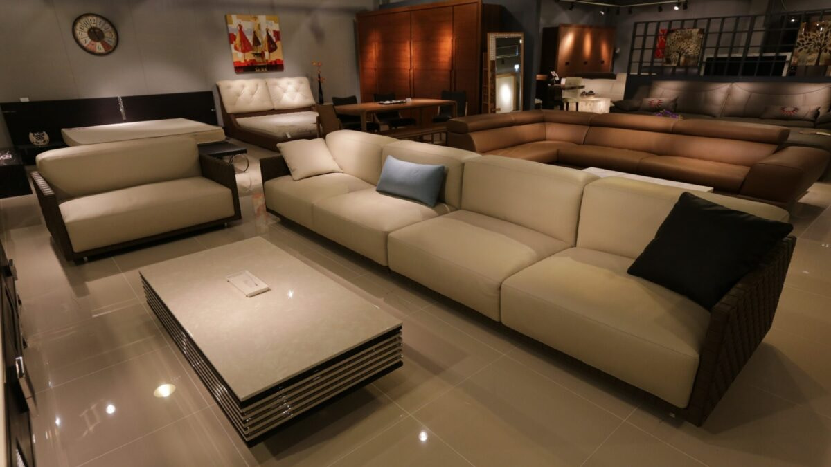Living room design modular interior 4