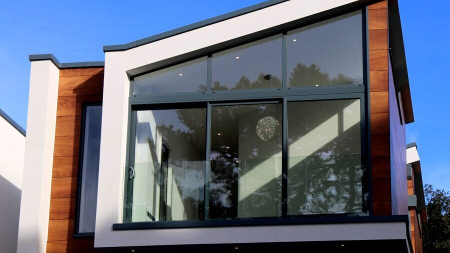 aluminium, upvc and glass works modular interior
