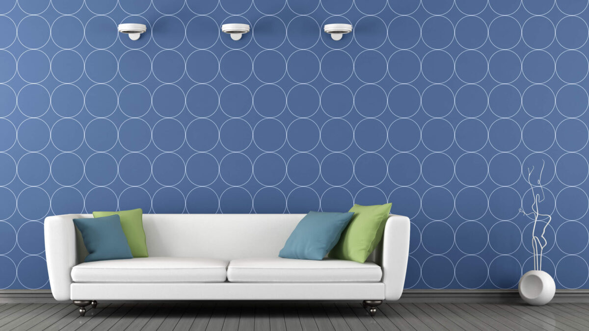 interior designing Wallpaper design modular interior