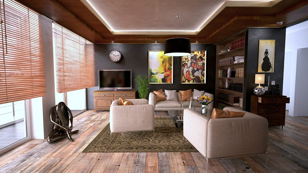 interior design work modular interior services