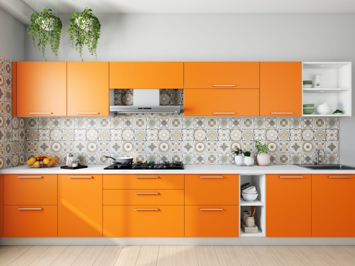modular kitchen in gorakhpur straight modular kitchen modular interior 1