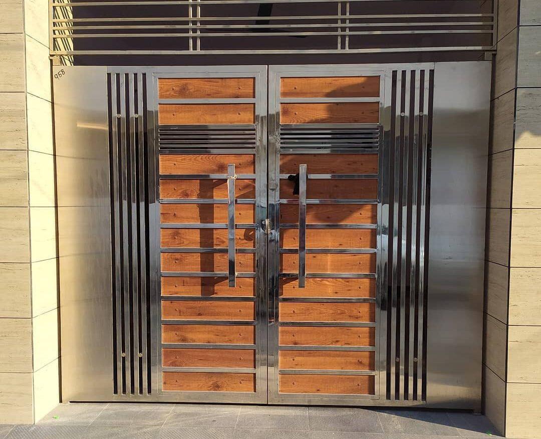 steel gate work modular interior 4
