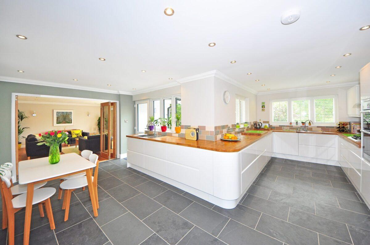 flooring work wooden, laminate, marble, tiles modular interior 5