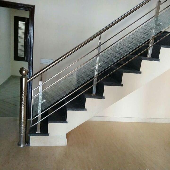 steel railing modular interior 3