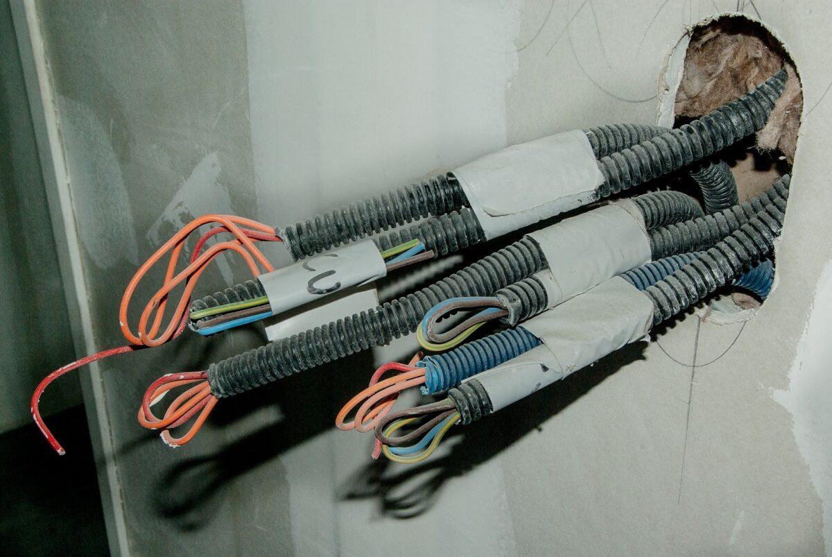 Electrical wiring modular interior 2