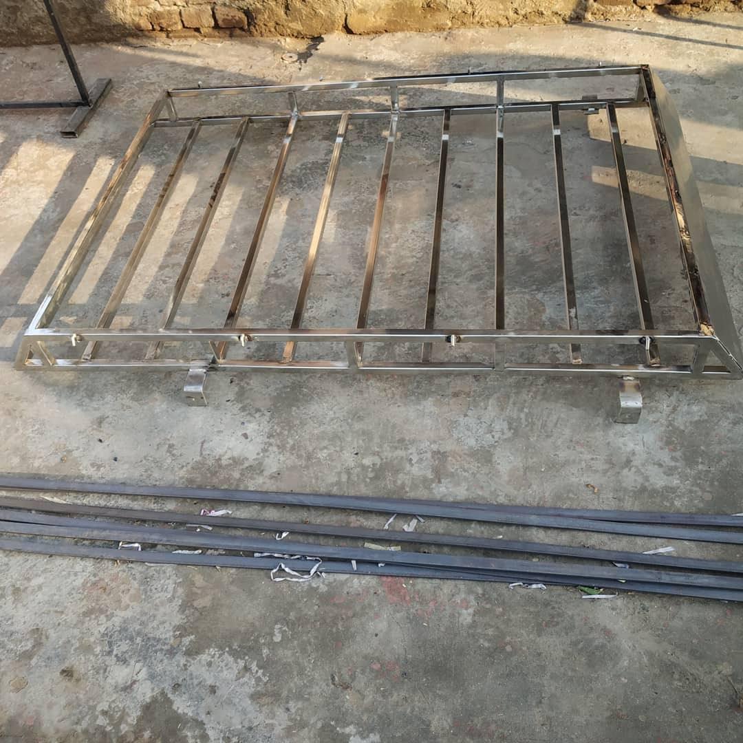 mild steel fabrication modular interior 6