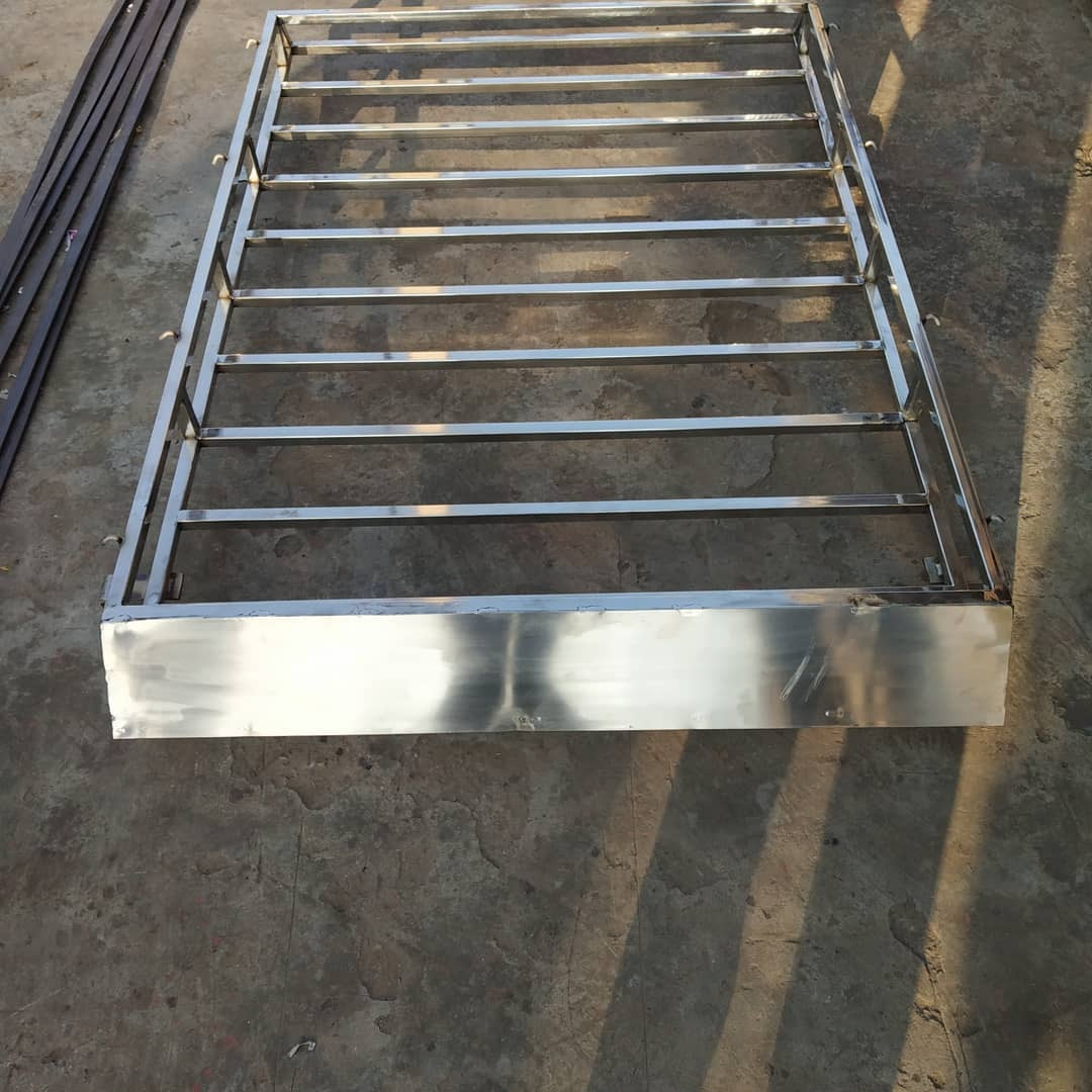 mild steel fabrication modular interior 7
