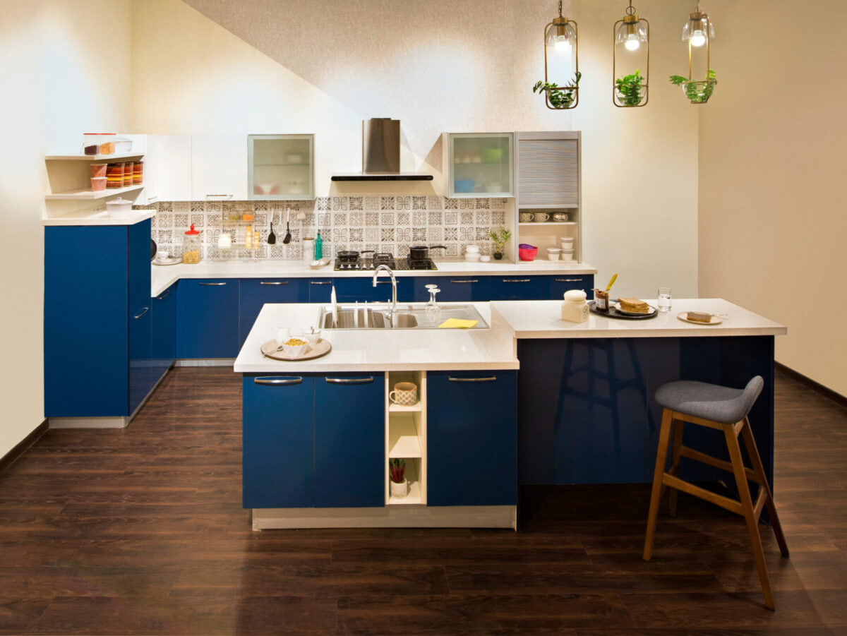 modular kitchen in gorakhpur island shape modular kitchen modular interior 1