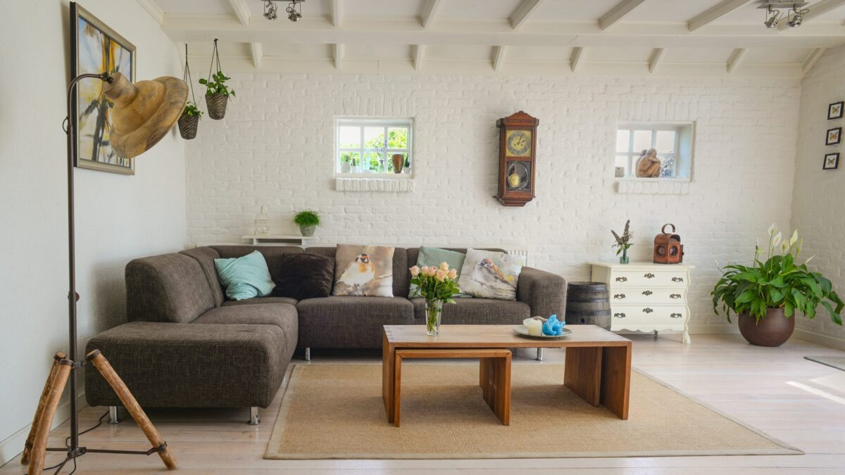 Living room design modular interior 5